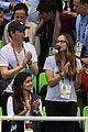 eddie redmayne hannah enjoy olympics 14