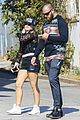 ronda rousey travis browne hang out in venice 02