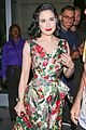 dita von teese watches adele perform live in concert 01