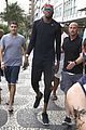 team usas olympic basketball team hang out on the beach in rio 22