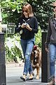 amanda seyfried clive owen anon filming nyc 30