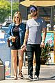 chace crawford and rebecca rittenhouse step out for breakfast and furniture shopping 06