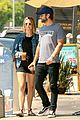 chace crawford and rebecca rittenhouse step out for breakfast and furniture shopping 09