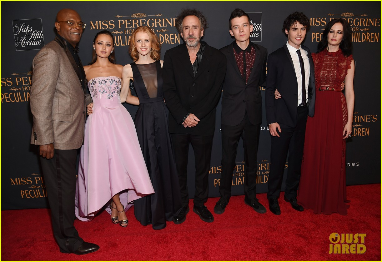 Miss Peregrine S Home For Peculiar Children Premiere