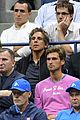 hugh jackman ben stiller double date at us open00506mytext