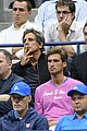 hugh jackman ben stiller double date at us open01717mytext