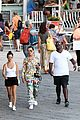 kourtney kardashian kris jenner capri vacation 01