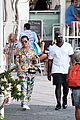 kourtney kardashian kris jenner capri vacation 27