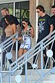 kim kourtney and khloe kardashian enjoy their friday in miami 18