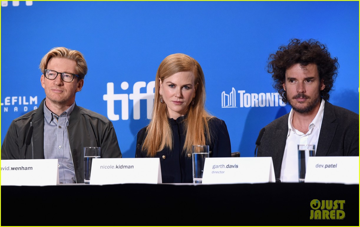 nicole kidman rooney mara lion press conference 183756220