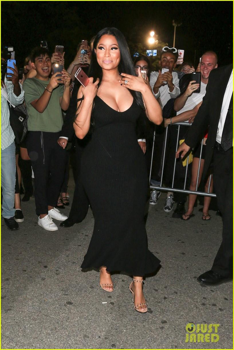 Madonna Tits At Fashion Week