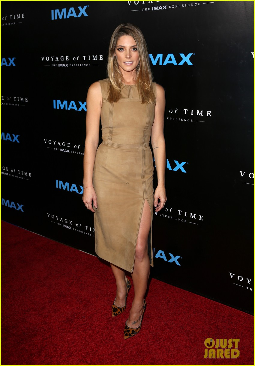 rachel mcadams brittany snow ashley greene step out for voyage of time the imax 313773025