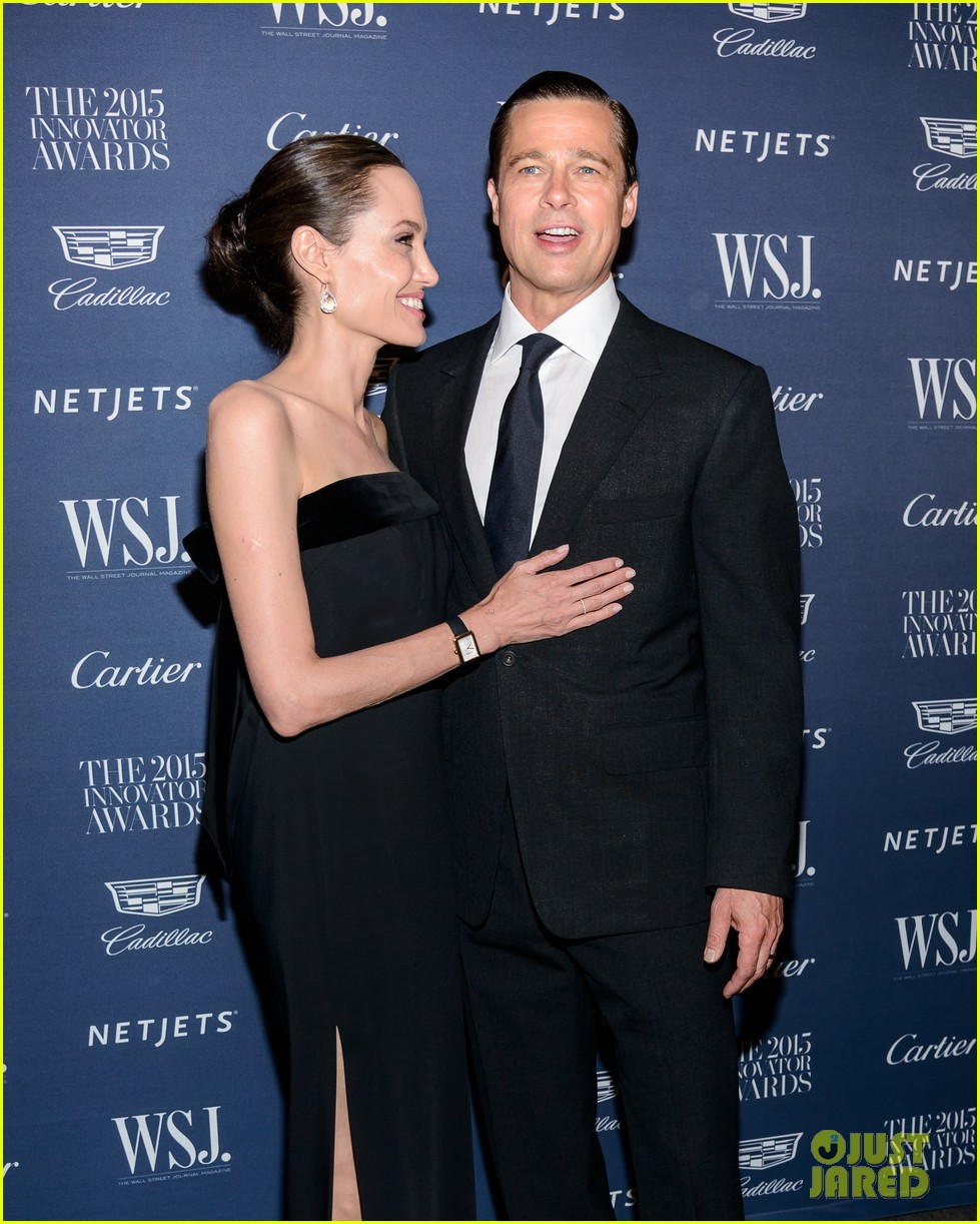 Angelina Jolie & B...