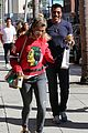 sofia richie dad lionel walk talk los angeles 01