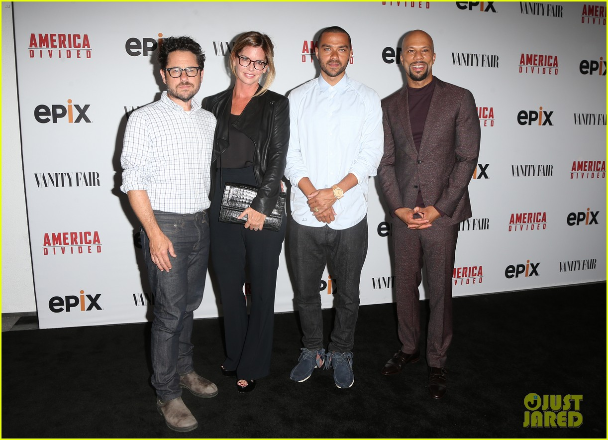 jesse williams common team up for america divided series 013766057