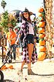 alessandra ambrosio visits a pumpkin patch with her kids 09