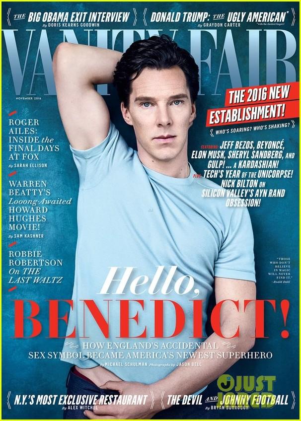Benedict Cumberbatch Talks Fatherhood, Fan Base, & More in ...