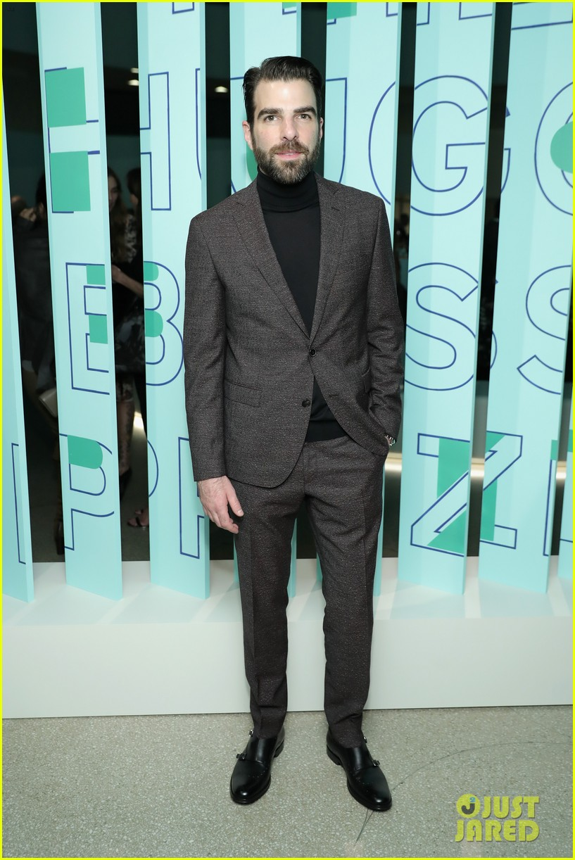 Kate Bosworth, Zachary Quinto & Boyfriend Miles McMillan Celebrate ...