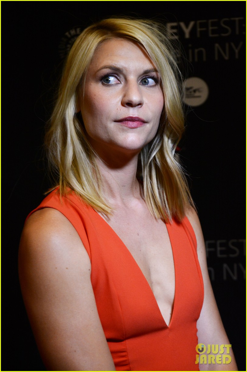 Claire Danes Attends 'Homeland' Screening at PaleyFest ... Claire Danes
