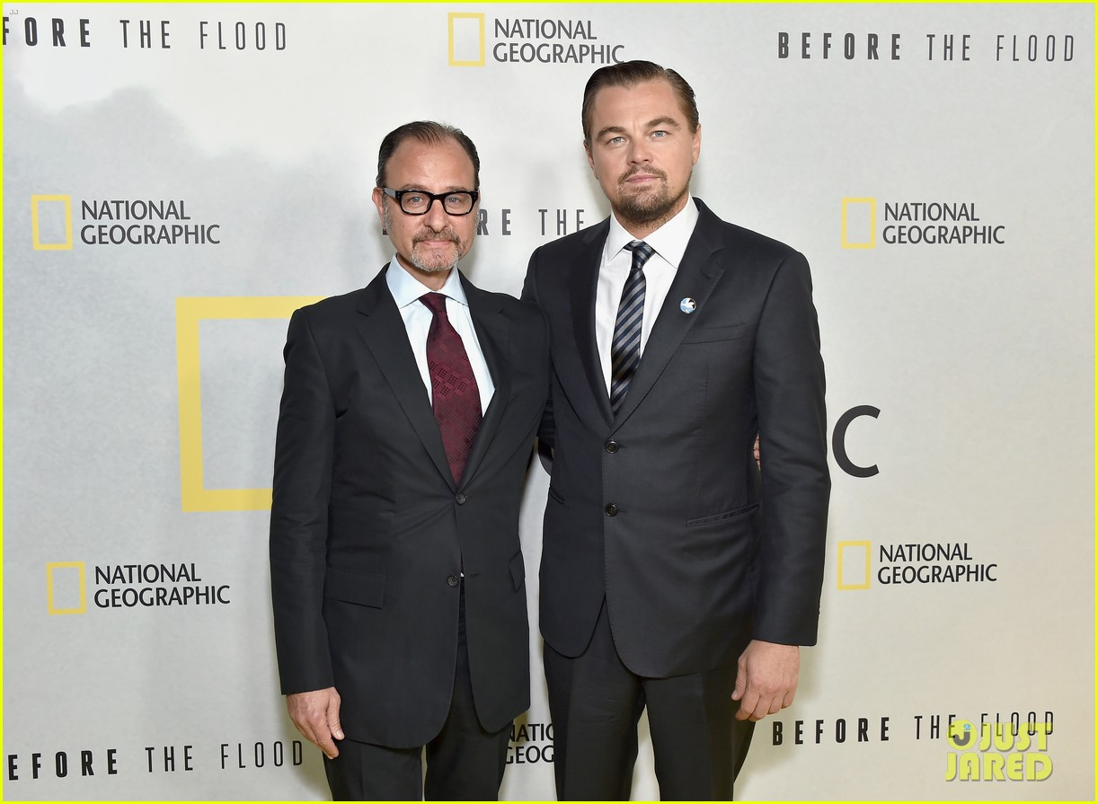leonardo dicaprio almost drowned filming before the flood 04