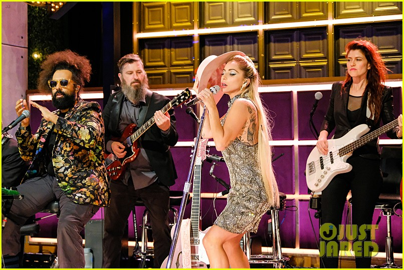 lady gaga takes over james cordens the late late show 023794087