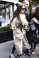 kim kardashian no makeup balenciaga paris 21