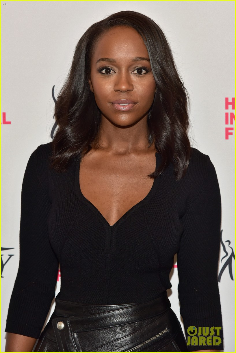Aja Naomi King Discusses Birth Of A Nation Breakout Role