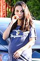 mila kunis and ashton kutchers daughter wyatt is trilingual and loves a curse word 06