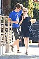 emma roberts evan peters grab morning coffee 22