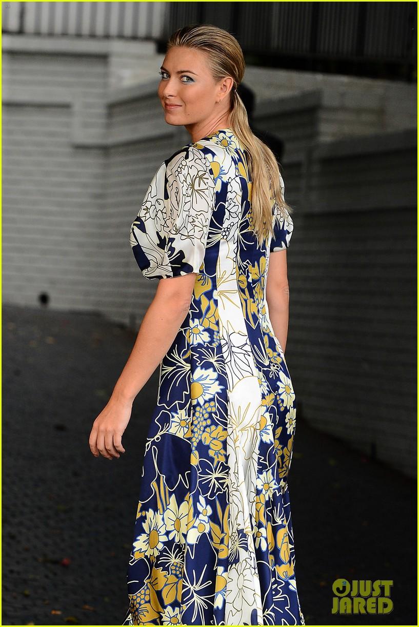 2017 fashion fund - Full Sized Photo Of Maria Sharapova Cfda Vogue Fashion