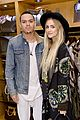 ashlee simpson evan ross couple up at what goes around comes around 28