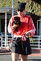 sofia richie dogs fred segal lunch 02