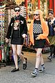 kristen st vincent grab lunch together in nyc01111mytext
