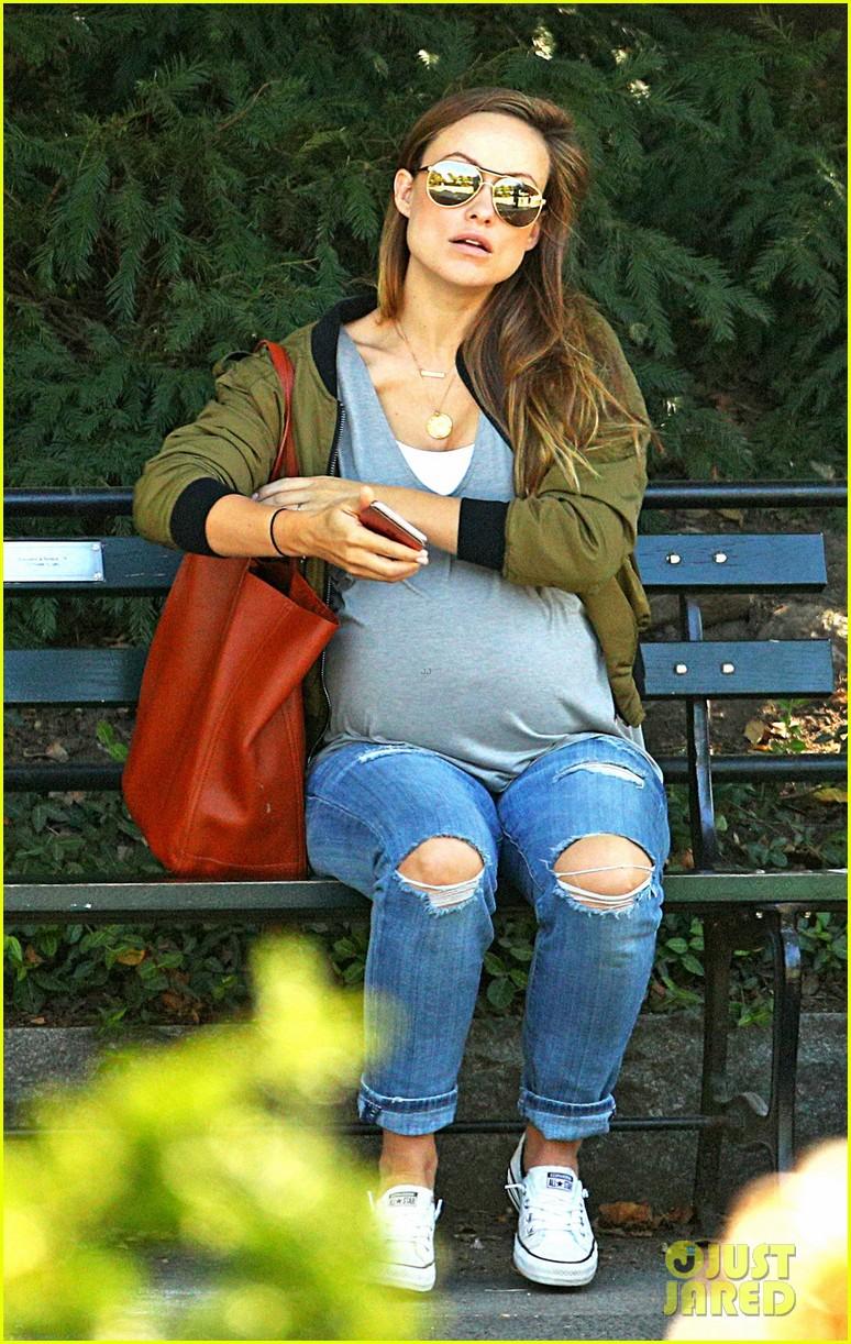 Olivia Wilde Post Baby