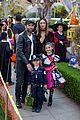 alessandra ambrosio wears bunny ears while trick or treating 08