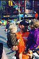 drew barrymore daughters support dad will kopelman at nyc marathon 05