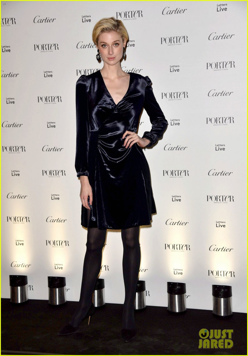 benedict cumberbatch pregnant wife sophie hunter celebrate incredible women at porter 033817946