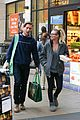 kaley cuoco and karl cook step out for whole foods date 16