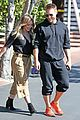 hilary duff and jason walsh share a kiss during their lunch date 01