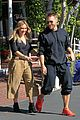 hilary duff and jason walsh share a kiss during their lunch date 10