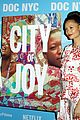emma watson thandie newton show support city of joy premiere 18