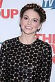 sutton foster gets support from younger cast at sweet charity opening 14