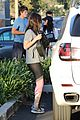 megan fox stays comfy in workout gear at the movies 17