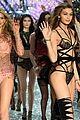 gigi bella hadid strut their stuff victorias secret fashion show 13