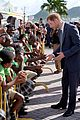 prince harry continues his trip to the caribbean 25