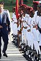 prince harry lands in caribbean visit 04