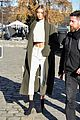 kendall jenner gigi hadid step out in paris 02