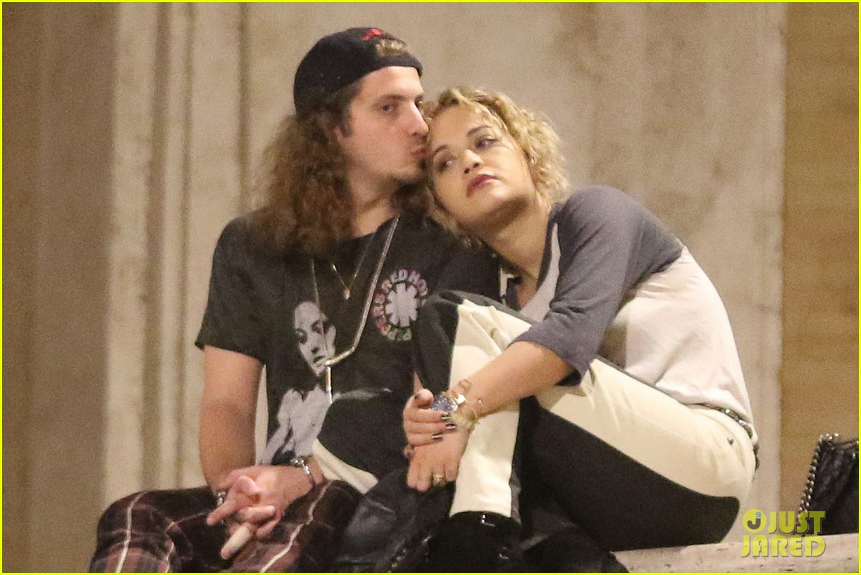 rita ora cuddles with rumored beau 173799818