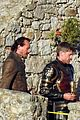 nikolaj coster waldau and jerome flynn continue game of thrones filming in spain 06