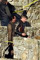 nikolaj coster waldau and jerome flynn continue game of thrones filming in spain 09